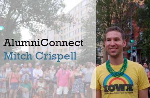 Alumni Connect Mitch Crispell
