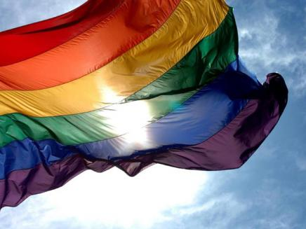 photo of rainbow flag